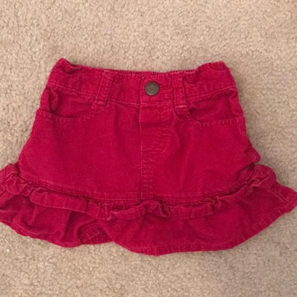 OshKosh B'gosh Other - Osh Kosh corduroy pink skirt